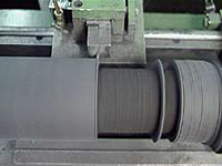 Custom Rubber Lathe Cutting Services